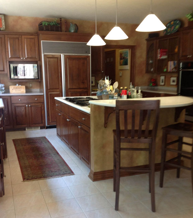 Haas Kitchen Cabinets: Northeast Ohio Remodeling Projects, Kitchen & Bathroom