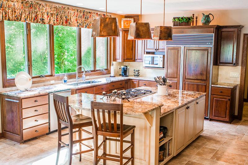 Cabinets Ohio, Kitchen and Bath Cabinets, Custom Cabinetry Northeast ...